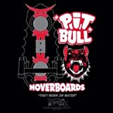 """Pit Bull"" Hoverboards -- Back To The Future II Adult T-Shirt, XX-Large"