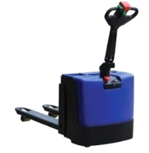 Wesco-Electric-Light-Duty-Powered-Pallet-Jack-3300-Cap-26-x-45