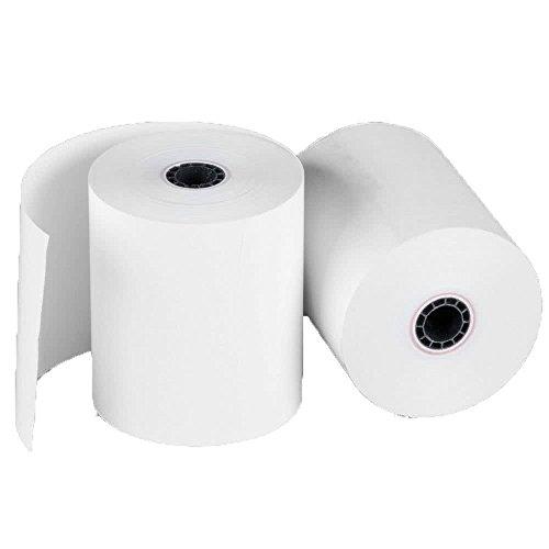 WinMac Printer's 3-1/8 x 230 Thermal Receipt Paper for POS Cash Register 50 Rolls BPA Free by WinMac Printers (Image #1)