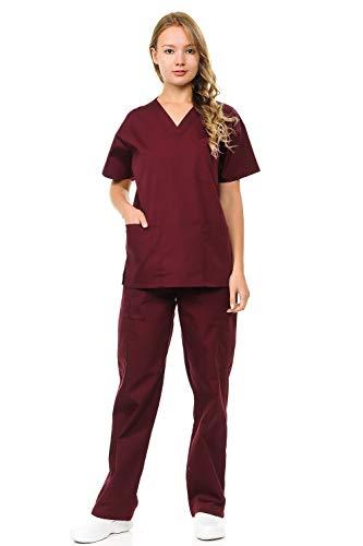 Top 1 recommendation uniformes medicos hombres khaki