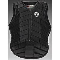 Tipperary Eventer Vest Youth Small Black