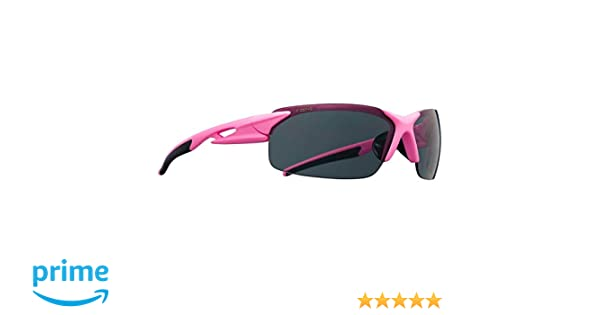 Browning Buckmark II Durable Shooting Glasses for Her with Pink Frame