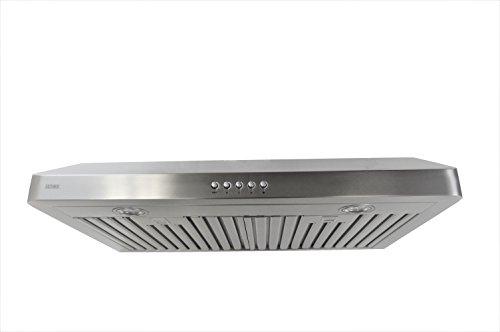 Kobe CHX3636SB-1 Brillia 36-inch Under Cabinet Range Hood...