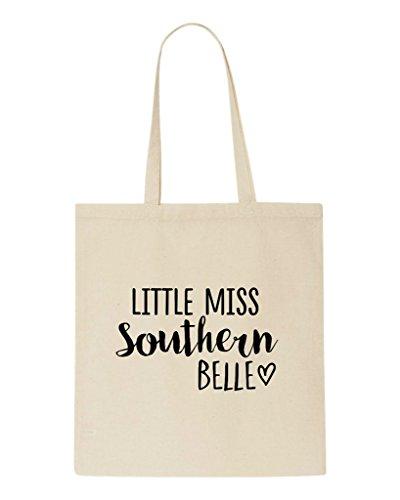 Bag Statement Southern Belle Beige Tote Little Miss Shopper qXHntt