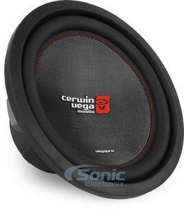 (CERWIN VEGA VPRO152D Pro 1800 Watts Max 15-Inch Dual Voice Coil 2 Ohms/900 Watts Power Handling )