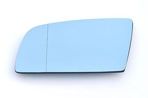 Spiegelglas Links Fahrerseite Beheizbar Asph/ärisch Blau