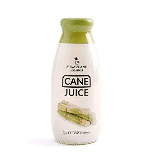 (Sugarcane Island Sugarcane juice (Cane Juice) - 10.14oz, 6 count)