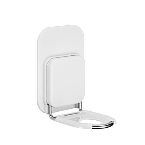 Home Lotion&Soap Dispensers Soap Dispenser Rack Wall Hanging Paste Rack Hand Sanitizer Shelf Shower Gel Bathroom Bathroom Soap Dispensers (Color : White) ()