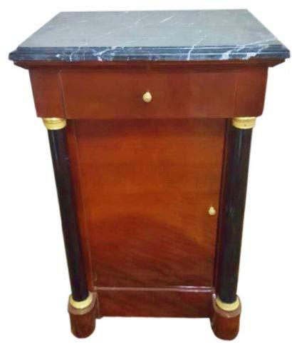 Sultaneantiques - Walnut Biedermeier Style Marble Top ()