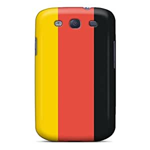 High Quality Germany Case For Galaxy S3 / Perfect Case