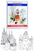 Czech Republic Coloring and Activity Book by Catherine Macaro (2011-05-03) ebook