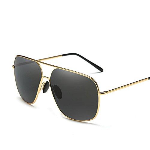 Protección Sol para C3 Hombre UV Aviator Polarizadas C3 De 400 para Gafas Mujer wCUR6R