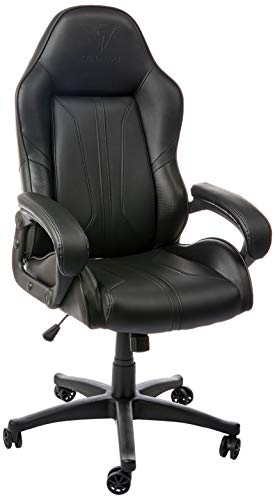 ThunderX3 BC1 BOSS, silla gaming tecnologia AIR, color negro abismo