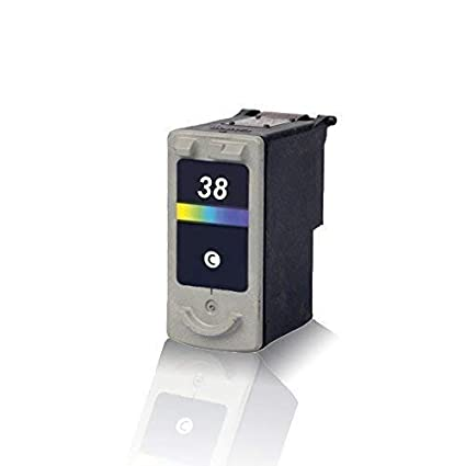 cartucho de tinta compatible para Canon CL 38 Pixma IP1800 PIXMA ...