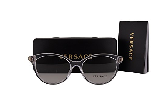 Versace VE3237 Eyeglasses 52-17-140 Crystal 148 VE - Glasses Rimless Versace
