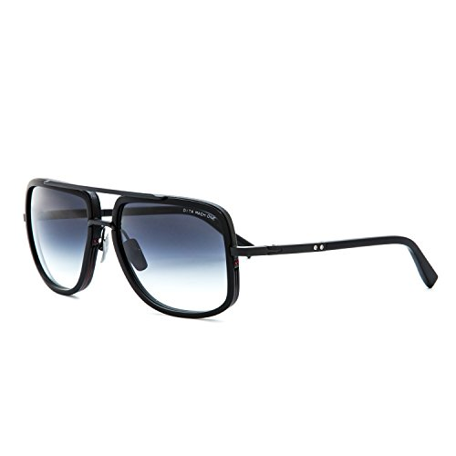 e3830d5b4e Dita Mach One 1 Sunglasses DRX 2030C Matte Black   Grey to Clear Gradient 59  mm - Buy Online in UAE.