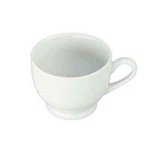 12 oz. Footed Cappuccino Cup [Set of 4] by BIA Cordon Bleu