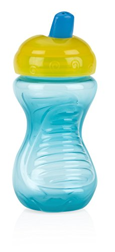 Baby Feeding - Nuby - Pack-of-2 No-Spill Easy Grip Cup w/Fre