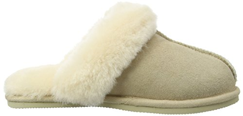 Beige S002 Gabor Chaussons Mules Femme Home FxfgqXx4w