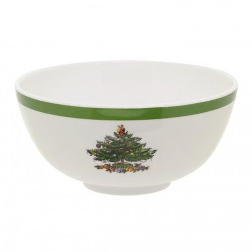 (Spode Christmas Tree Melamine Bowl, Set of 4)