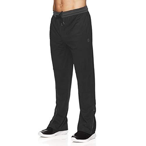 AND1 Men's Mesh Performance Track Pants Size (Medium) Black