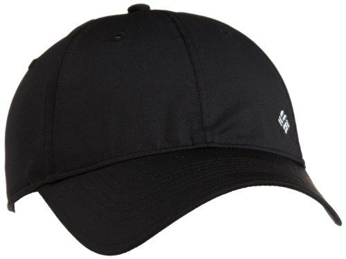 Columbia W Coolhead Ball Cap, Black, One Size