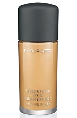 MAC Studio Fix Fluid Foundation SPF15 NW35