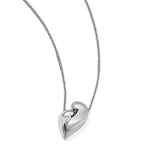 925 Sterling Silver Magnetic Heart Adjustable Chain Necklace Pendant Charm S/love Fine Jewelry For Women Gift Set from ICE CARATS