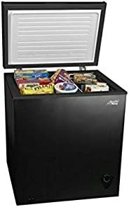 Arctic King Chest Freezer, Black (5 cu ft, Black)