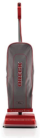 Oreck Commercial Upright Vacuum Cleaner, Bagged Professional Pro Grade Lightweight, 9 Pounds 40-Foot Long Cord