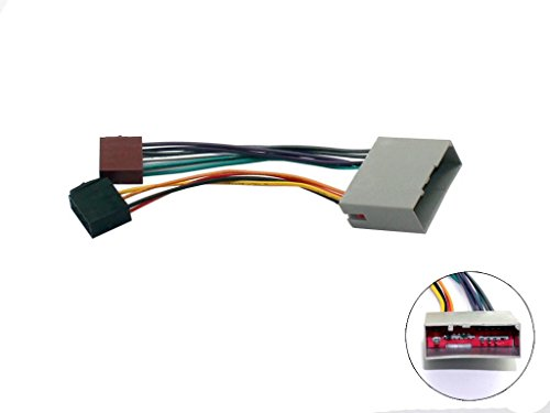 XtremeAuto® ISO Wiring Harness Loom Adapter Lead: Land: Amazon.co.uk: Electronics