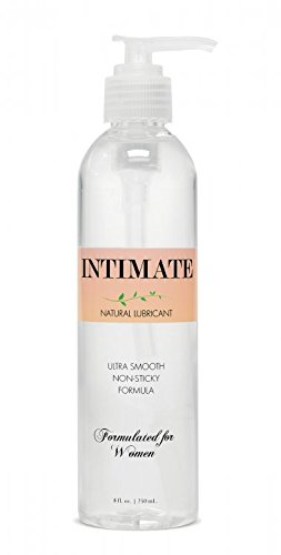 Passion Lubes Intimate Natural Lubricant Formulated for Women