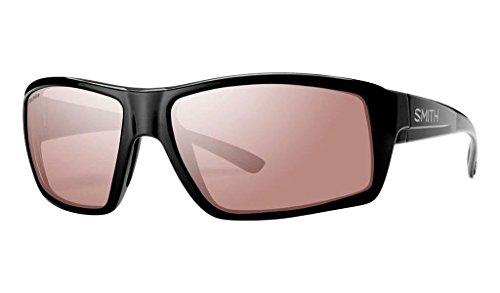 Smith Optics Challis Sunglasses, Black Frame, Polarchromic Ignitor Techlite Glass - Polarchromic Smith Sunglasses