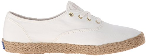 Keds Womens Champion Washed Jute Fashion Sneaker Birch EPwkmQsU
