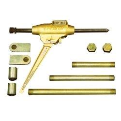 ALC Keysco ALC77003 Heavy Duty Push-Pull Body Mate Jack Set, 11 Piece