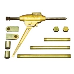 ALC Keysco ALC77003 Heavy Duty Push-Pull Body Mate Jack Set, 11 Piece ()