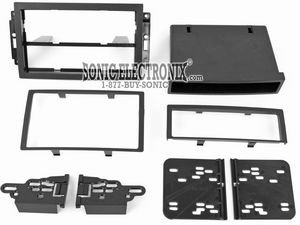Metra 99-6510 Chry/Dodge/Jeep with NAV 04-UP Dash ()