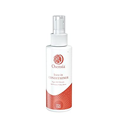 Argan Oil Leave In Conditioner- After Shampoo Spray on Treatment for Curly, Straight, Dry, Natural, Hair Loss