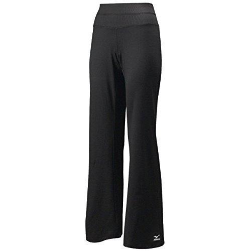 Mizuno Women's Long Elite Pant, Black, Medium by Mizuno