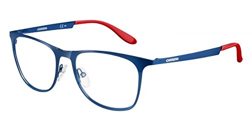 Carrera 5526 Eyeglass Frames CA5526-0LSW-5417 - Blue Frame Lens Diameter 54mm Distance Between