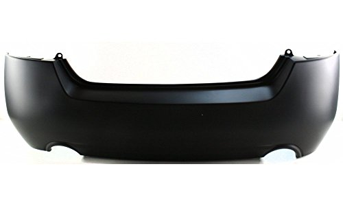 cover rear bumper - 4