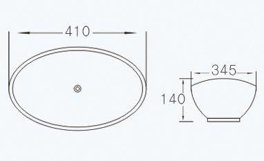 Gr/ünblatt Lavabo efecto loto, recubrimiento Nano
