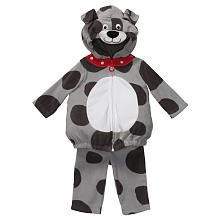 Carter's 2-Piece Set - Puppy-Gray-6-9 (Carter's Baby Halloween Costumes)
