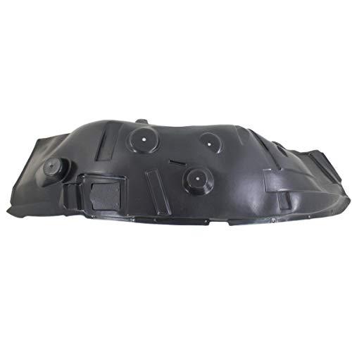 Splash Shield For 2011-2012 Ram 2500 3500 Front, Driver Side ()