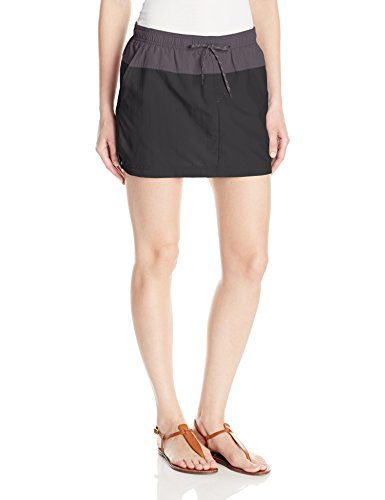 Columbia Women's Sandy River Skort, Shark/Pulse, Small