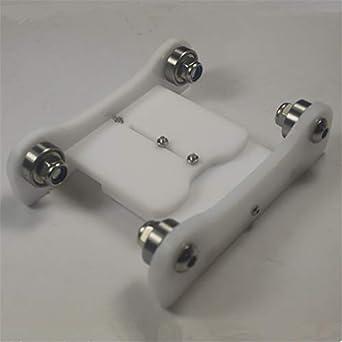 HEASEN Printrbot - Posavasos ajustable con carrete y soporte para ...