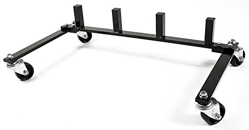 Capri Tools 21087 Hydraulic Car Jack/Dolly Storage Stand by Capri Tools
