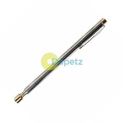 Dapetz ® Telescopic Magnetic Pick Up Tool 2 Lb Pen Style 145mm extending to 560mm
