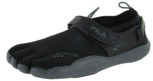 Fila Skele-Toes EZ Slide Drainage Black/Castlerock