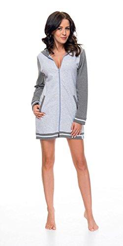 dn-nightwear - Bata - para mujer Gris